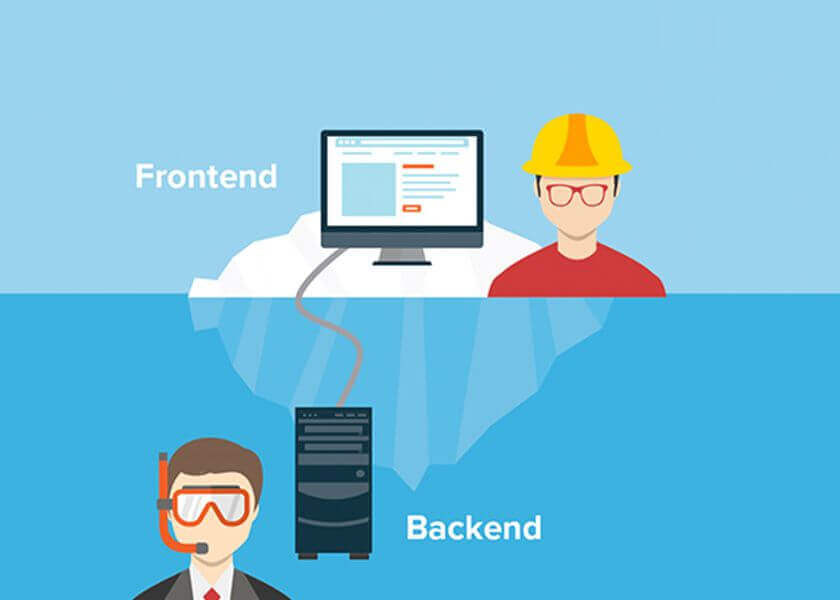Front-End ve Back-End Nedir?